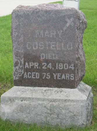 COSTELLO, MARY - Linn County, Iowa | MARY COSTELLO
