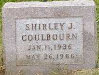 COULBOURN, SHIRLEY - Linn County, Iowa | SHIRLEY COULBOURN