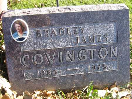COVINGTON, BRADLEY JAMES - Linn County, Iowa | BRADLEY JAMES COVINGTON