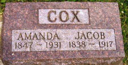 COX, JACOB - Linn County, Iowa | JACOB COX