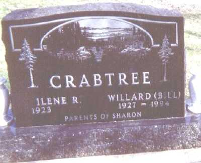 CRABTREE, WILLARD (BILL) - Linn County, Iowa | WILLARD (BILL) CRABTREE