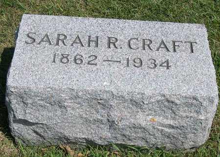 CRAFT, SARAH R. - Linn County, Iowa | SARAH R. CRAFT