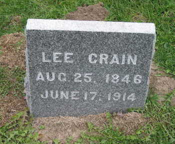 CRAIN, LEE - Linn County, Iowa | LEE CRAIN