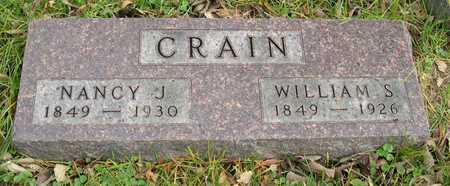 CRAIN, WILLIAM S. - Linn County, Iowa | WILLIAM S. CRAIN