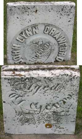 CRAWFORD, JOHN LYNN - Linn County, Iowa | JOHN LYNN CRAWFORD