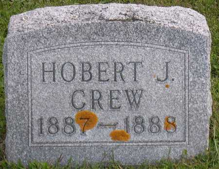 CREW, HOBERT J. - Linn County, Iowa | HOBERT J. CREW