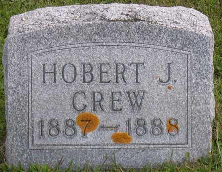CREW, HOBERT J. - Linn County, Iowa | HOBERT J. CREW