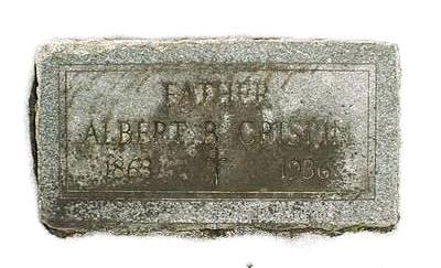 CRISPIN, ALBERT B. - Linn County, Iowa | ALBERT B. CRISPIN