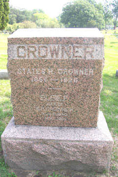 CROWNER, SUSIE F. - Linn County, Iowa | SUSIE F. CROWNER