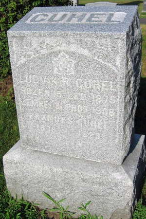 CUHEL, FRANCES - Linn County, Iowa | FRANCES CUHEL