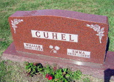 CUHEL, WILLIAM - Linn County, Iowa | WILLIAM CUHEL