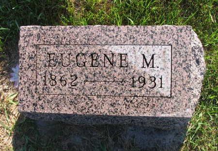 GURNETT, EUGENE M. - Linn County, Iowa | EUGENE M. GURNETT