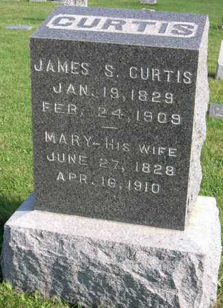 CURTIS, MARY - Linn County, Iowa | MARY CURTIS