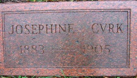 CVRK, JOSEPHINE - Linn County, Iowa | JOSEPHINE CVRK