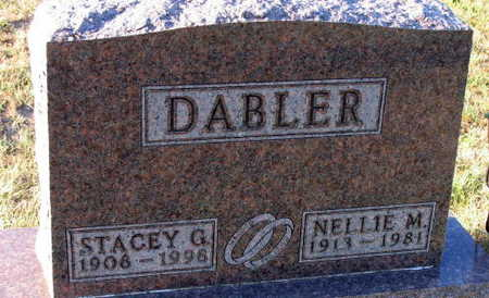 DABLER, STACEY G. - Linn County, Iowa | STACEY G. DABLER