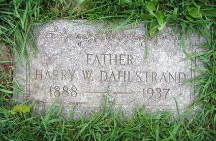 DAHLSTRAND, HARRY - Linn County, Iowa | HARRY DAHLSTRAND