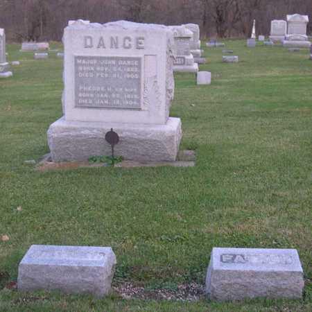 DANCE, FAMILY STONE - Linn County, Iowa   FAMILY STONE DANCE