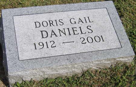 DANIELS, DORIS GAIL - Linn County, Iowa | DORIS GAIL DANIELS