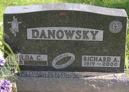 DANOWSKY, RICHARD A. - Linn County, Iowa | RICHARD A. DANOWSKY