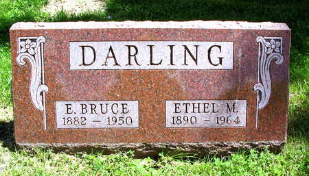 DARLING, ETHEL M. - Linn County, Iowa | ETHEL M. DARLING