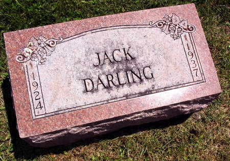 DARLING, JACK - Linn County, Iowa | JACK DARLING