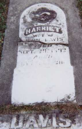 DAVIS, HARRIET - Linn County, Iowa | HARRIET DAVIS