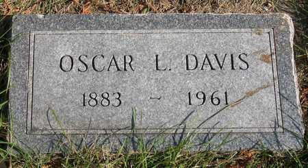 DAVIS, OSCAR L. - Linn County, Iowa | OSCAR L. DAVIS
