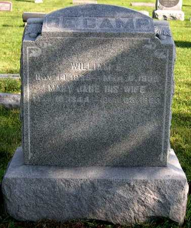 DECAMP, WILLIAM E. - Linn County, Iowa | WILLIAM E. DECAMP