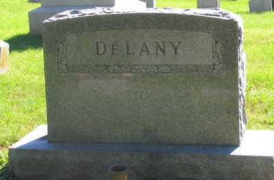 DELANY, FAMILY STONE - Linn County, Iowa   FAMILY STONE DELANY