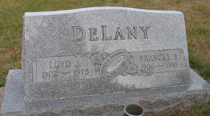 DELANY, LOYD J. - Linn County, Iowa | LOYD J. DELANY