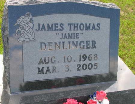 DENLINGER, JAMES THOMAS