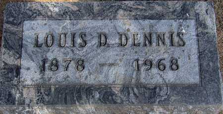 DENNIS, LOUIS D - Linn County, Iowa | LOUIS D DENNIS