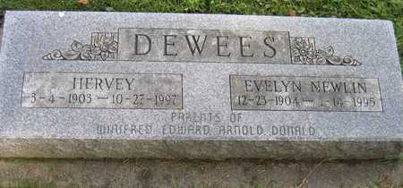 DEWEES, EVELYN - Linn County, Iowa | EVELYN DEWEES