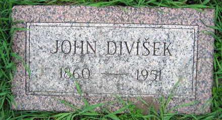 DIVISEK, JOHN - Linn County, Iowa | JOHN DIVISEK