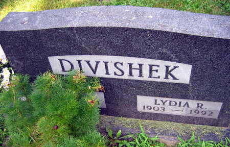 DIVISHEK, LYDIA R. - Linn County, Iowa | LYDIA R. DIVISHEK