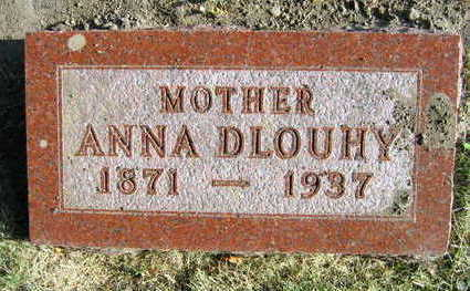 DLOUHY, ANNA - Linn County, Iowa | ANNA DLOUHY