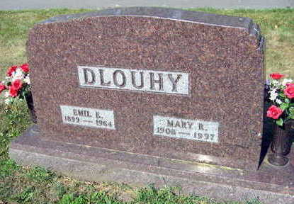 DLOUHY, MARY R. - Linn County, Iowa | MARY R. DLOUHY