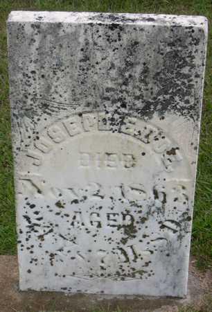 DOE, JOSEPH E. - Linn County, Iowa   JOSEPH E. DOE