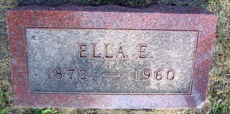 DOSKOCIL, ELLA E. - Linn County, Iowa | ELLA E. DOSKOCIL