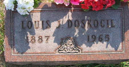 DOSKOCIL, LOUIS J. - Linn County, Iowa | LOUIS J. DOSKOCIL