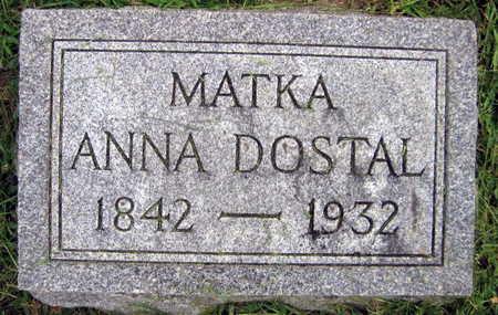 DOSTAL, ANNA - Linn County, Iowa | ANNA DOSTAL