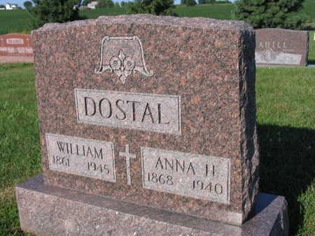 DOSTAL, ANNA H. - Linn County, Iowa | ANNA H. DOSTAL