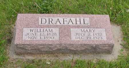 DRAFAHL, WILLIAM - Linn County, Iowa | WILLIAM DRAFAHL