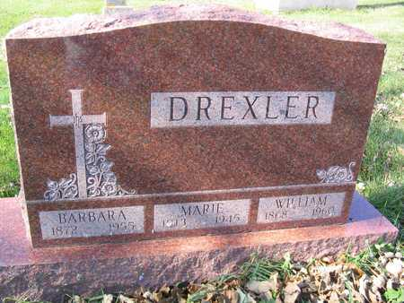 DREXLER, WILLIAM - Linn County, Iowa | WILLIAM DREXLER