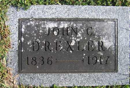 DREXLER, JOHN C. - Linn County, Iowa | JOHN C. DREXLER