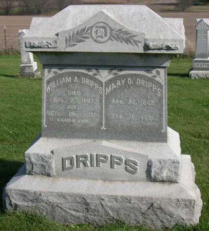 DRIPPS, MARY O. - Linn County, Iowa | MARY O. DRIPPS