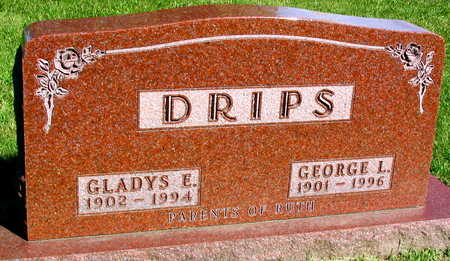 DRIPS, GEORGE L. - Linn County, Iowa | GEORGE L. DRIPS