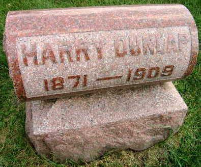DUNLAP, HARRY - Linn County, Iowa | HARRY DUNLAP