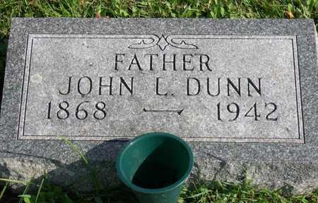DUNN, JOHN L. - Linn County, Iowa | JOHN L. DUNN