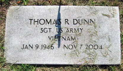 DUNN, THOMAS R. - Linn County, Iowa | THOMAS R. DUNN